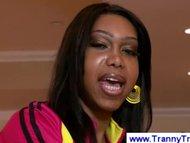 Ebony Shemales